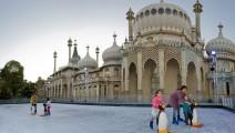 Brighton Pavilion Ice Rink
